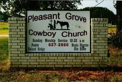 Pleasant Grove Cemetery #01
