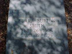 Clara <I>Burton</I> Smith