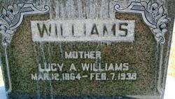 Lucy Alice <I>Woolstenhulme</I> Williams