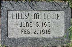 Lilly Evelyn <I>Page</I> Lowe