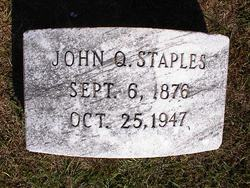 John Quitman Staples