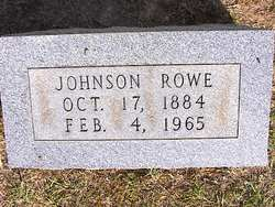 Johnson Rowe