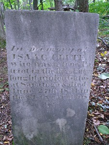 Isaac Clute