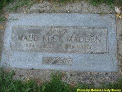 Maud <I>Lester</I> Madden