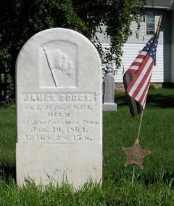 Pvt James Boggs