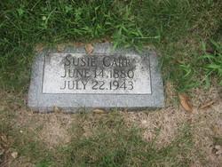 Susie <I>Elsass</I> Carr
