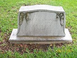 Ernest C Criswell