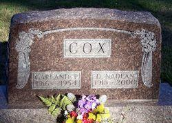 D. Nadean <I>Galloway</I> Cox