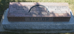 Vaughn Bitner Taylor