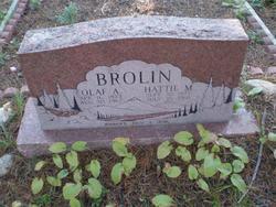 Hattie M Brolin