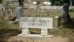 Hicksite Church Cemetery