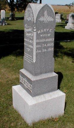 Mary Elizabeth <I>Reckley</I> Arnold