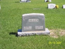 Clara L. <I>Richardson</I> Allen