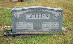 Nettie <I>Chandler</I> Collins