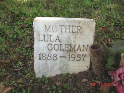 Lula <I>Garrado</I> Coleman
