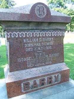 Judge William D. Barry
