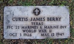 PFC Curtis James Berry