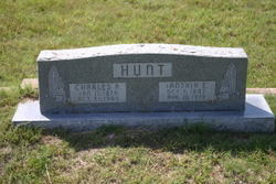 Charles August Hunt
