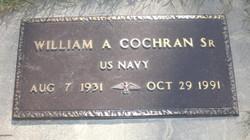 William A. Cochran, Sr