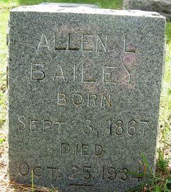Allen Lane Bailey