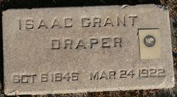 Isaac Grant Draper