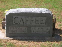"""Rebecca Tennessee """"Aunt Tenny"""" <I>Grimsley</I> Caffee"""