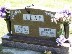 John Leaf, Sr