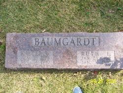 Ruth Elizabeth <I>Bonnett</I> Baumgardt