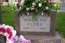 Woneta Fay Flora