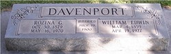 William Edwin Davenport
