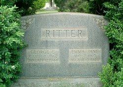 Emma Jane <I>Brobst</I> Ritter