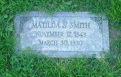 Matilda S Smith
