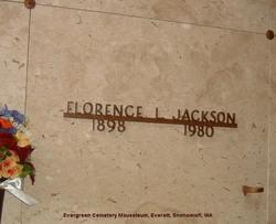 Florence L Jackson