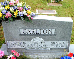 """Arland Young """"Pappy"""" Carlton"""