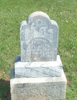 S. H. Allen