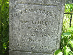 Eloise Minerva <I>LeBleu</I> Pujo