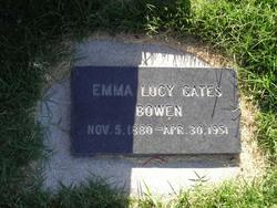 Emma Lucy <I>Gates</I> Bowen