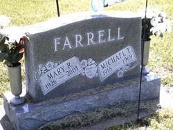Mary Rose Casteel <I>Osborne</I> Farrell
