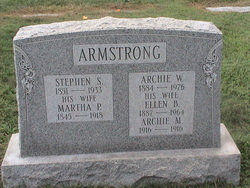 Archie Morrison Armstrong