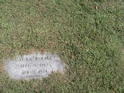 Laura <I>Porter</I> Ball
