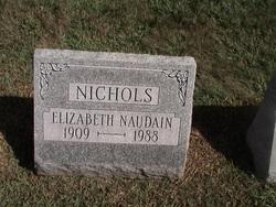 Elizabeth Armstrong <I>Naudain</I> Nichols