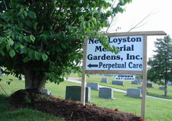 New Loyston Memorial Gardens