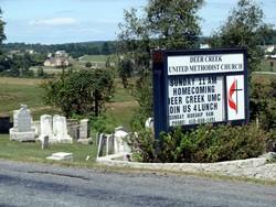 Deer Creek United Methodist Church Cemetery