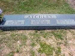 Mattie <I>Baker</I> Atchley