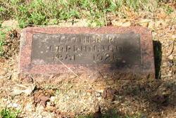 Luther B Carrington