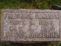 CPL Frederick Cameron Banta