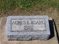 Agnes F. Roark