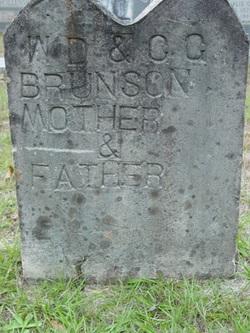 Catherine G. <I>Curry</I> Brunson