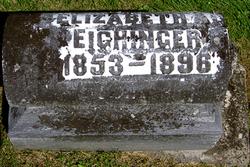Elizabeth Ann <I>Byerly</I> Eighinger