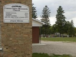 Calvary Conservative Mennonite Cemetery